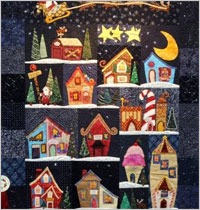Winner - Santa's Village by Joy McKenzie