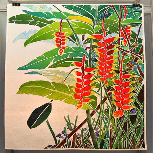 Winner - Heliconia by Paramjeet Bawa