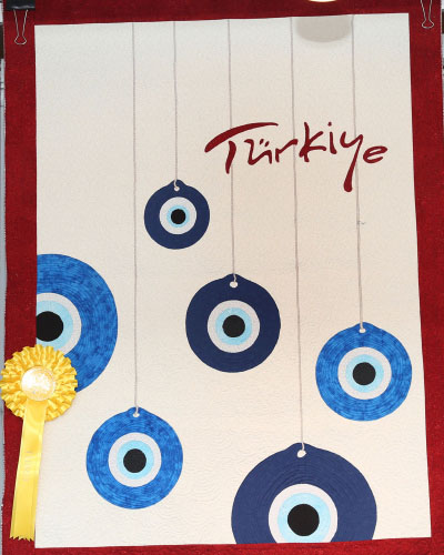3rd Place- Turkiye by Christie Eckhardt